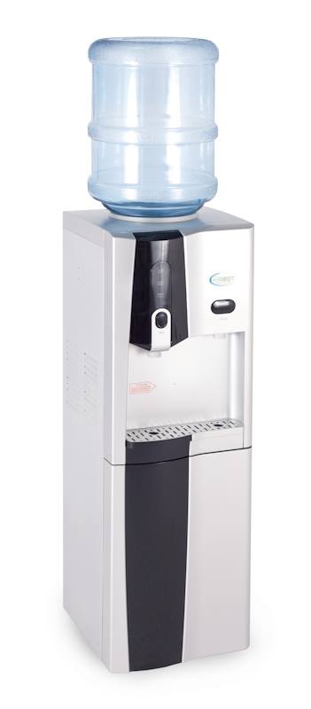 HH2010 PC - Free Standing Desktop Water Dispenser with 16lt built-in fridge