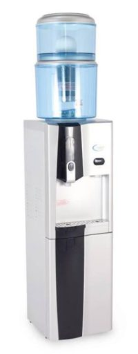 HH2010 PM - Free Standing Desktop Water Purifier with 16lt built-in fridge