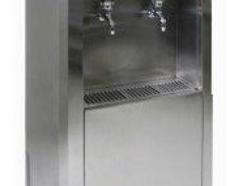 YL600F- Industrial S/Steel 100L drinking water fountain