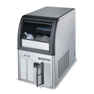 Self Contained Super Cuber/Gourmet Ice Machine